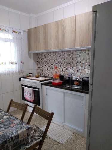 Casa, código 88 em Itanhaém, bairro Jardim Santa Terezinha