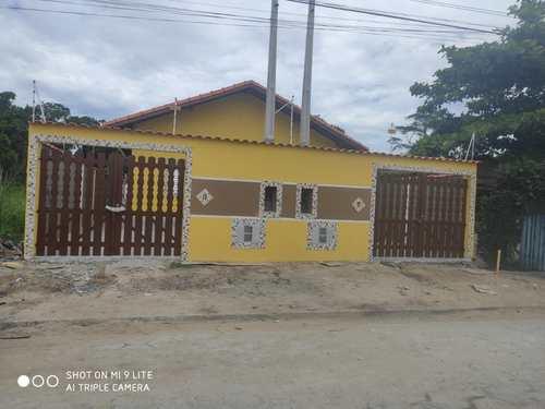 Casa, código 91 em Itanhaém, bairro Nova Itanhaém