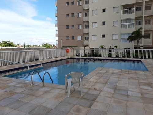 Apartamento, código 92 em Itanhaém, bairro Jardim Ibera