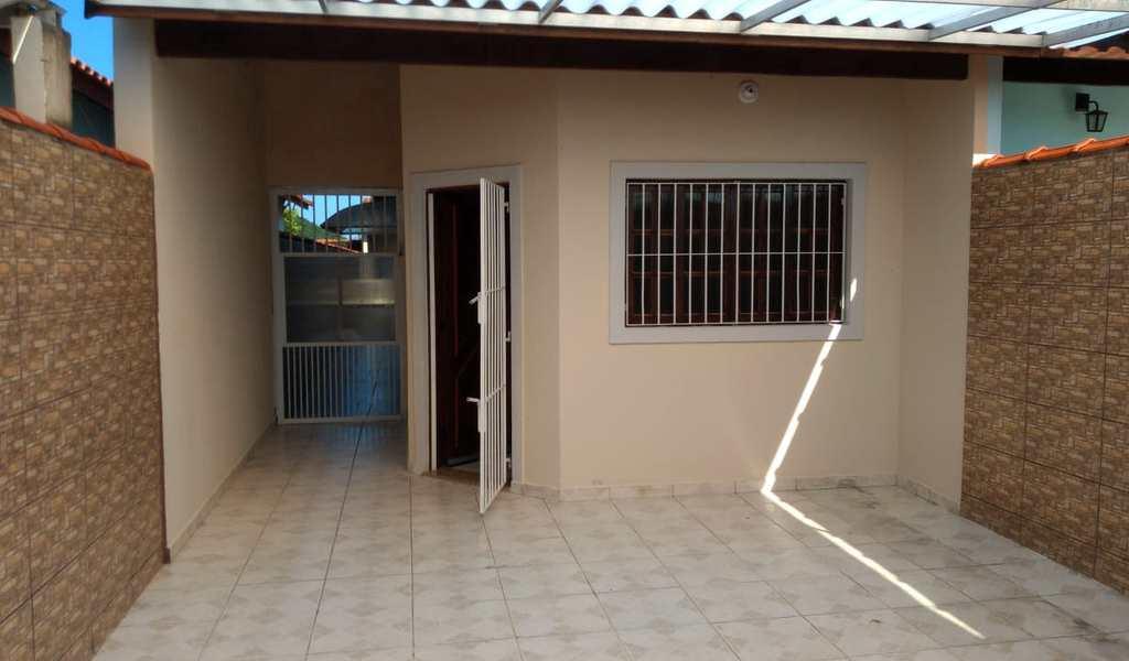 Casa em Itanhaém, bairro Chácara Tamaras