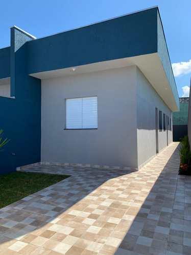 Casa, código 96 em Itanhaém, bairro Balneário Magalhães