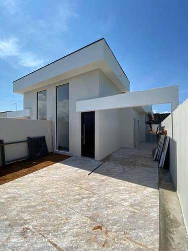 Casa, código 98 em Itanhaém, bairro Jardim Grandesp