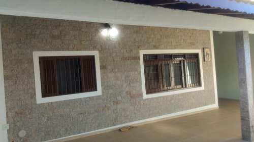 Casa, código 104 em Itanhaém, bairro Jardim Fazendinha