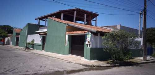 Casa, código 106 em Itanhaém, bairro Jardim Suarão
