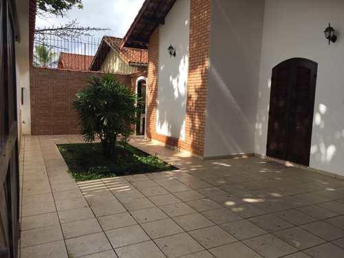Casa, código 113 em Itanhaém, bairro Jardim Itapel