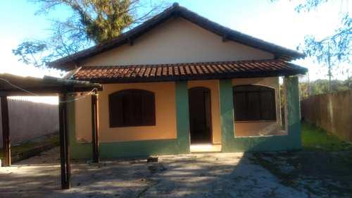 Casa, código 117 em Itanhaém, bairro Balneário Tropical