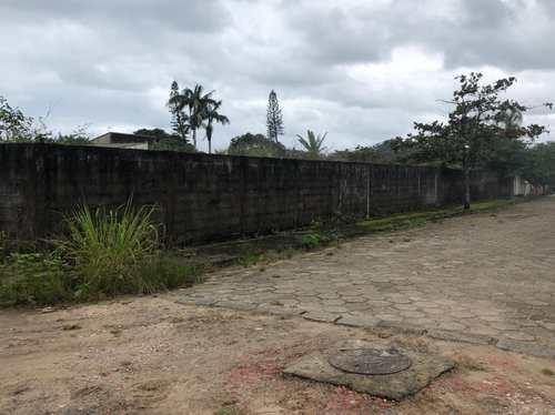 Terreno, código 119 em Itanhaém, bairro Suarão