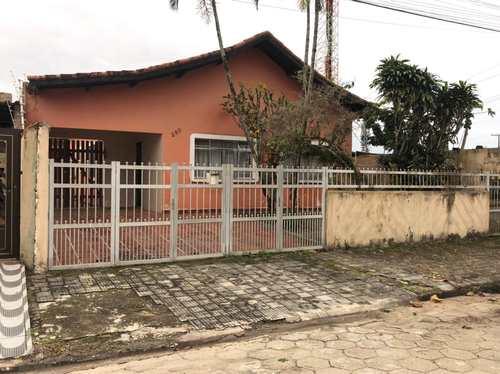 Casa, código 131 em Itanhaém, bairro Jardim Itapel