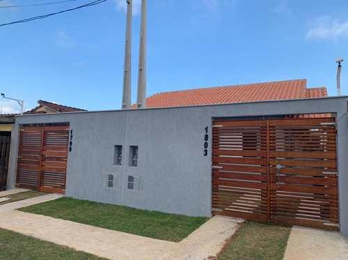 Casa, código 132 em Itanhaém, bairro Jardim Magalhães