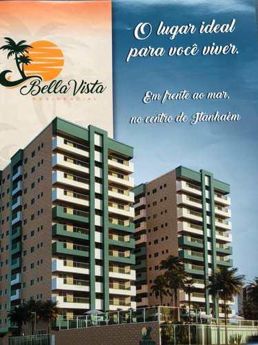 Apartamento, código 139 em Itanhaém, bairro Centro