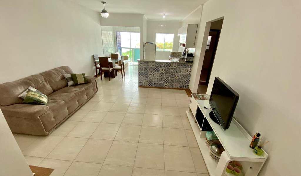 Apartamento em Itanhaém, bairro Jardim Ibera