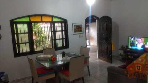 Casa, código 144 em Itanhaém, bairro Jardim Suarão
