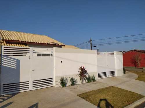 Casa, código 162 em Itanhaém, bairro Cibratel II