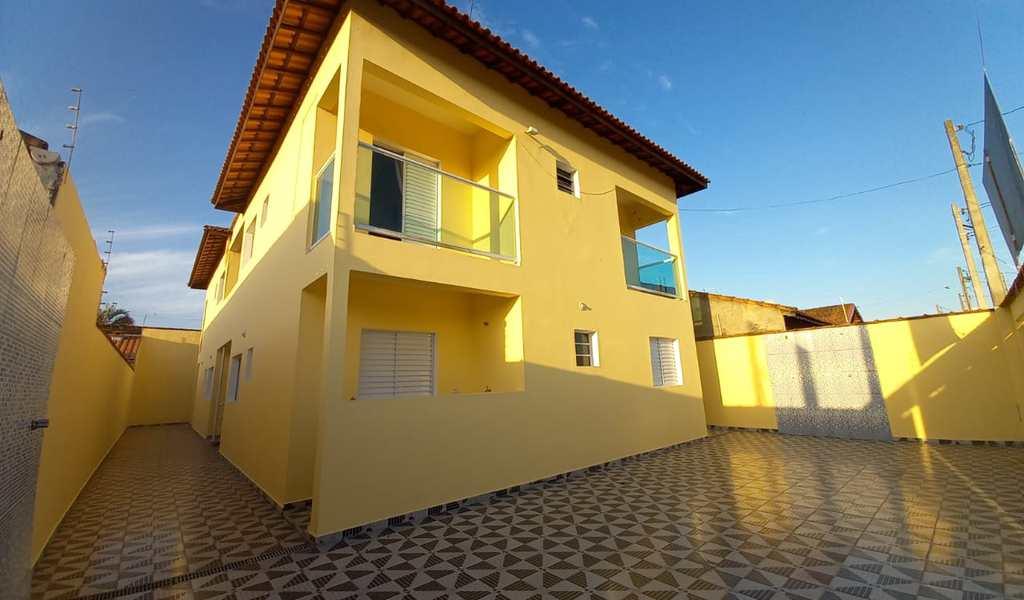 Casa em Itanhaém, bairro Balneário Nova Itanhaém