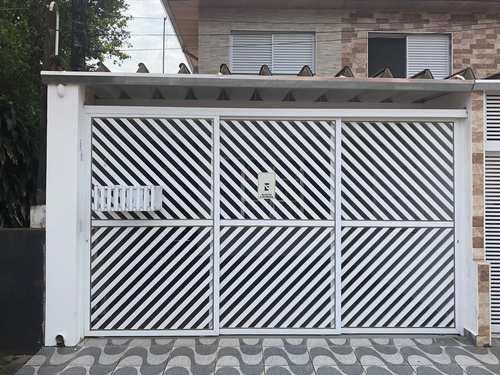 Casa, código 165 em Itanhaém, bairro Vila São Paulo