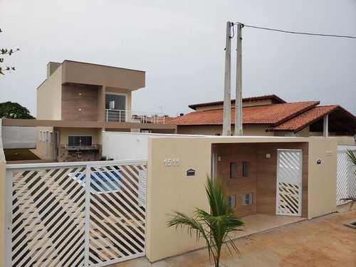 Casa, código 169 em Itanhaém, bairro Cibratel II