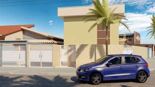 Casa, código 170 em Itanhaém, bairro Jardim Umuarama