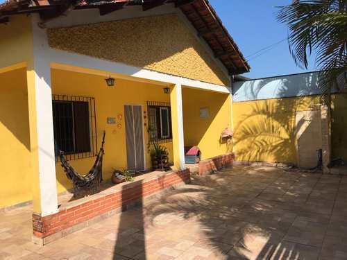Casa, código 174 em Itanhaém, bairro Suarão