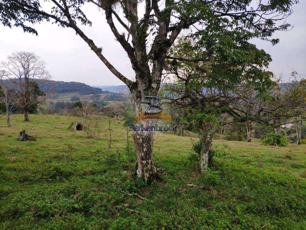 Sítio em Rio do Sul, no bairro Barra do Trombudo