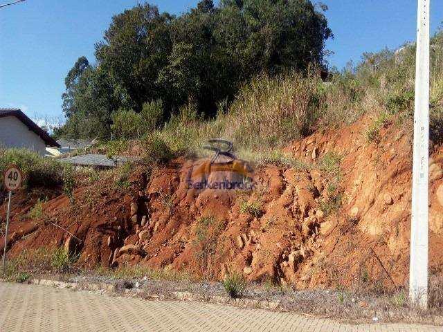 Terreno em Rio do Sul, no bairro Barragem