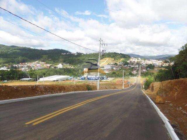 Terreno em Rio do Sul, no bairro Taboão