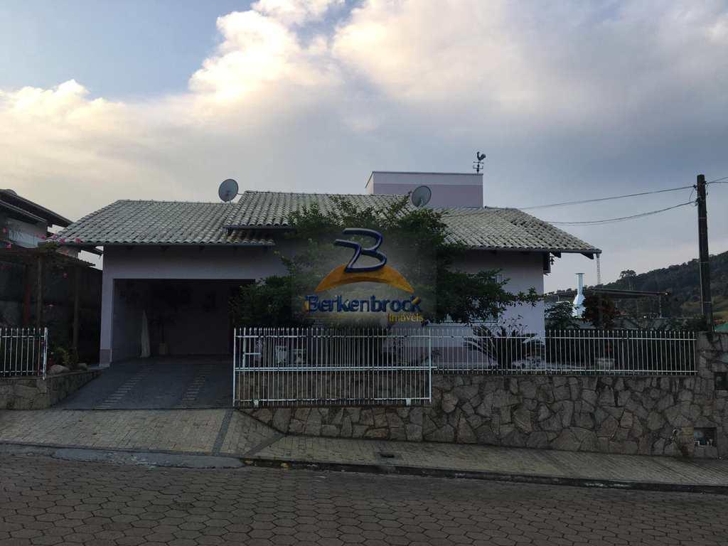 Casa em Rio do Sul, no bairro Taboão