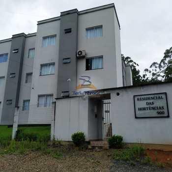 Apartamento em Braço do Trombudo, bairro Centro