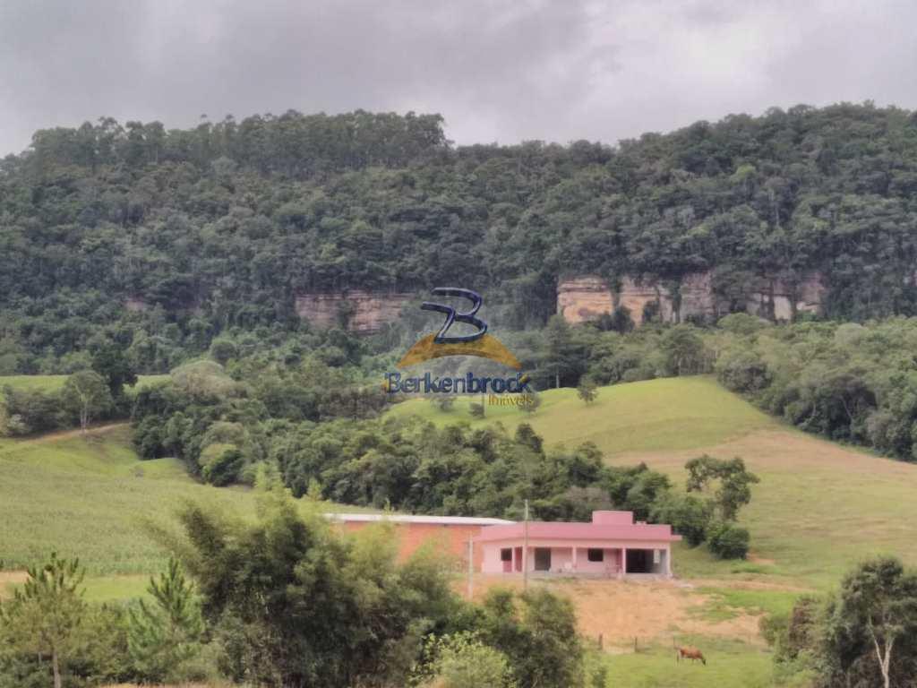 Terreno Rural em Rio do Oeste, no bairro Baixo Café