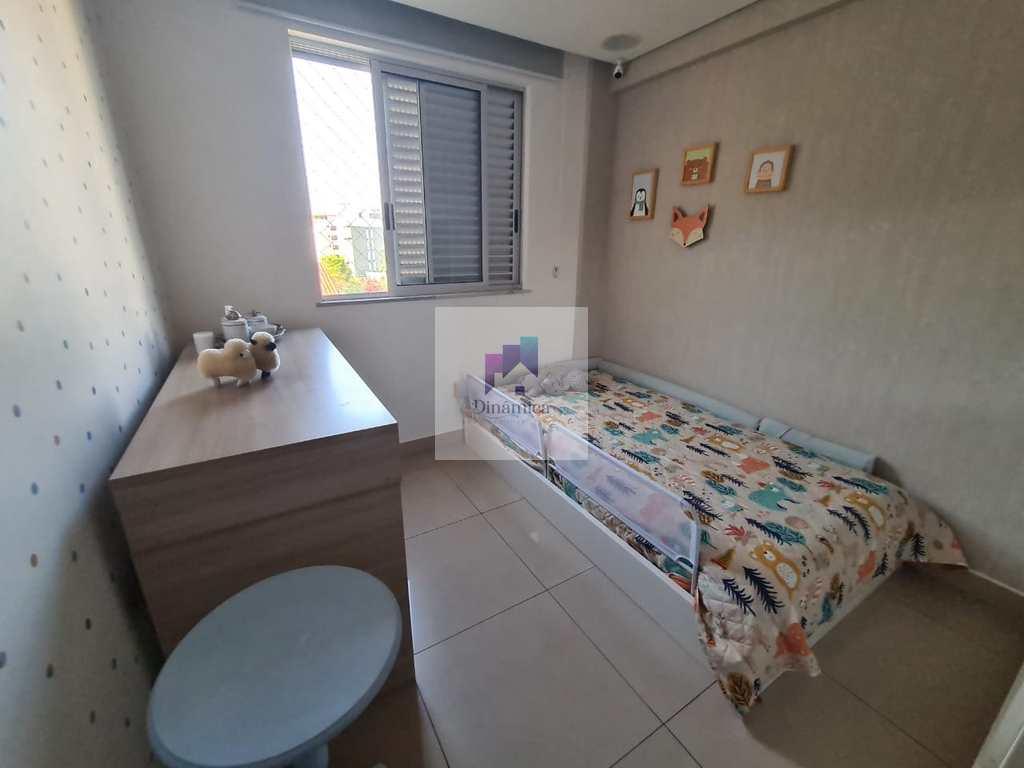 Apartamento em Belo Horizonte, no bairro Castelo