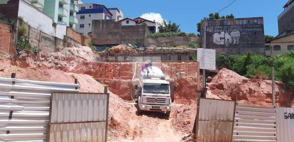 Cobertura em Contagem, no bairro Arcádia