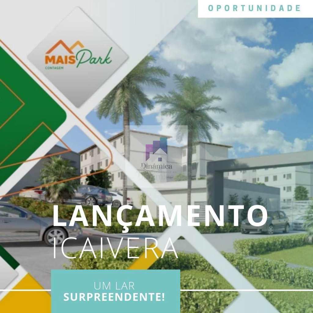 Apartamento em Contagem, no bairro Icaivera