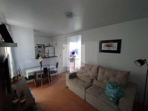 Apartamento, código 383 em Contagem, bairro Industrial Santa Rita