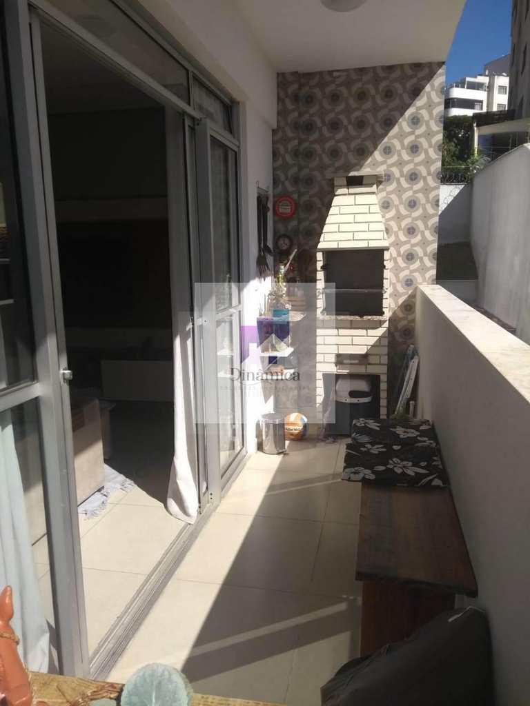 Apartamento em Belo Horizonte, no bairro Manacás