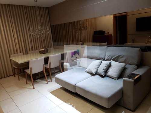Apartamento, código 170 em Contagem, bairro Fonte Grande