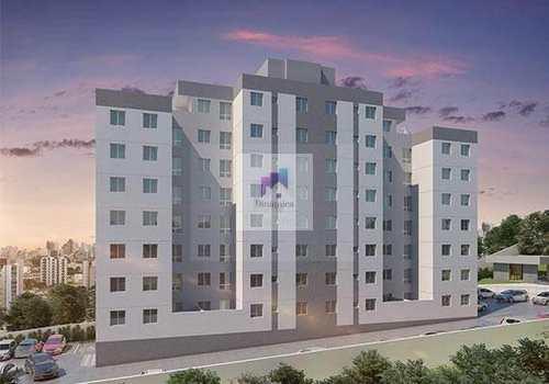 Apartamento, código 105 em Belo Horizonte, bairro Colégio Batista