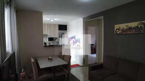 Apartamento, código 109 em Contagem, bairro Sapucaia