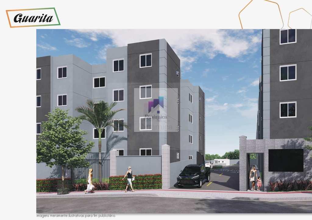Apartamento em Contagem, no bairro Bom Jesus