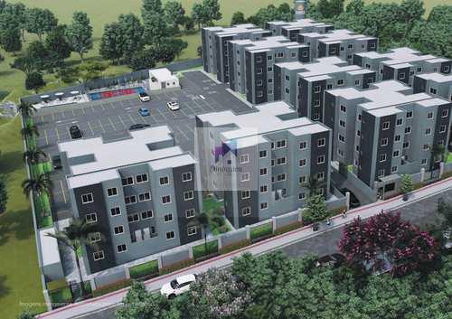 Apartamento, código 385 em Contagem, bairro Bom Jesus
