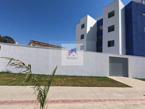 Apartamento, código 376 em Contagem, bairro Xangri-Lá