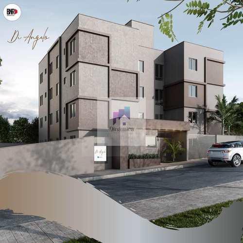 Apartamento, código 410 em Belo Horizonte, bairro Brasil Industrial (Barreiro)
