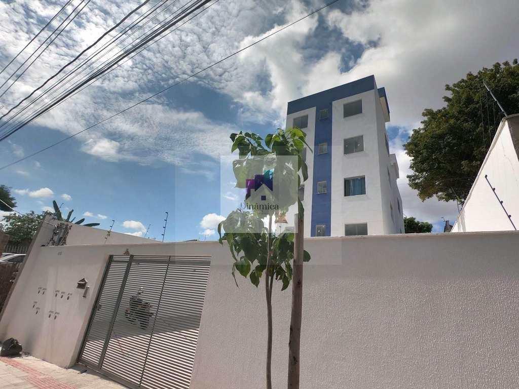 Apartamento em Belo Horizonte, no bairro Mantiqueira