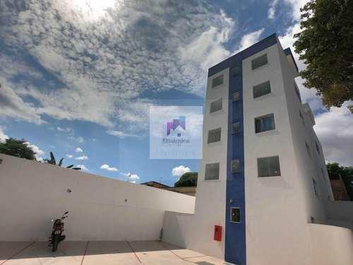 Apartamento, código 401 em Belo Horizonte, bairro Mantiqueira