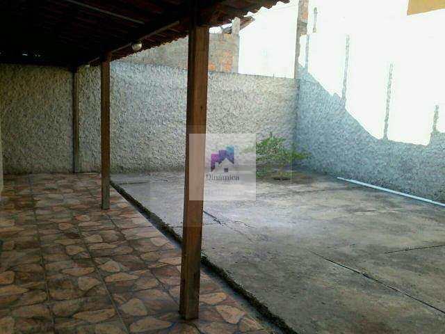 Casa em Ribeirão das Neves, no bairro Nápoli