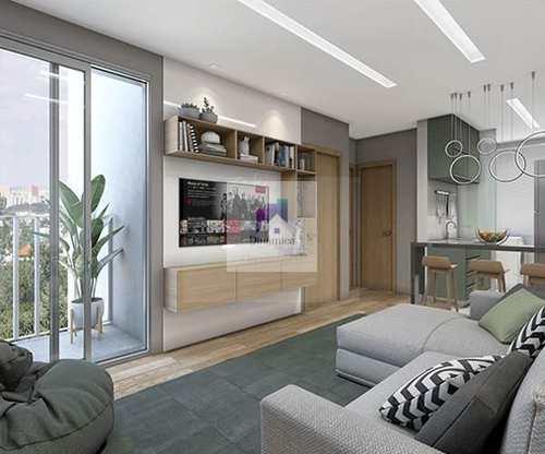 Apartamento, código 458 em Contagem, bairro Nacional