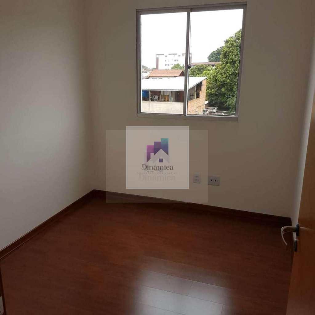 Apartamento em Belo Horizonte, no bairro Serrano