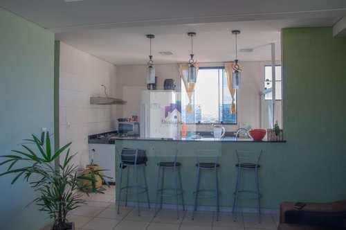 Apartamento, código 402 em Belo Horizonte, bairro Marilândia