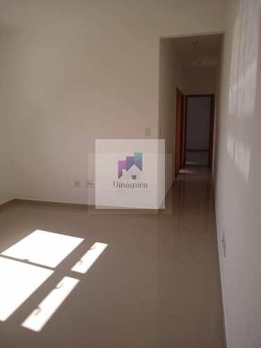 Apartamento, código 216 em Contagem, bairro Santa Cruz Industrial