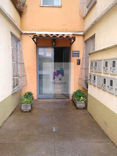 Apartamento, código 172 em Contagem, bairro Vila Beneves