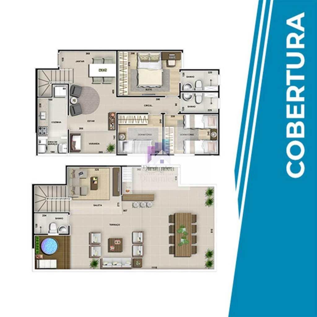 Apartamento em Belo Horizonte, no bairro Araguaia