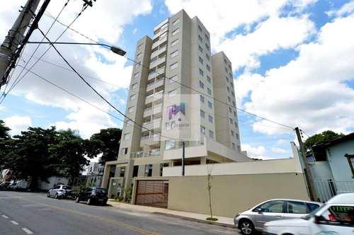 Apartamento, código 153 em Betim, bairro Centro